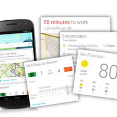 Google Now llega al iPhone y al iPad